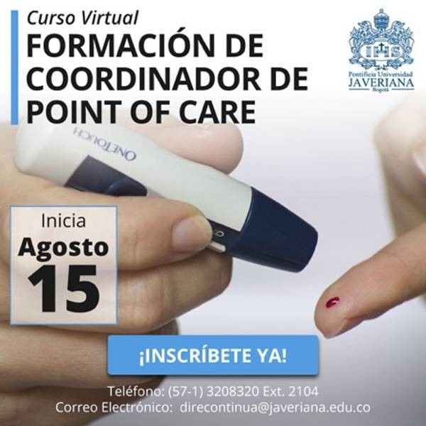 Formación de coordinador de Point of Care