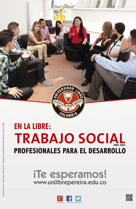 universidad trabajo social: