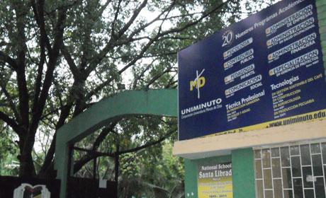 universidad del tolima de bogota:
